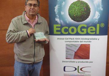 DLC SpA lanza al mercado EcoGel®, primer gel refrigerante 100% biodegradable y compostable